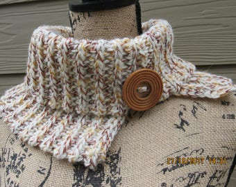 Parted Cowl Fall Colors