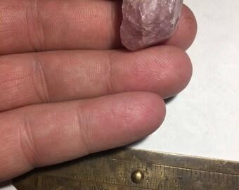Pink Apatite Crystal Specimen