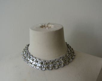 Recycled Soda Tab necklace
