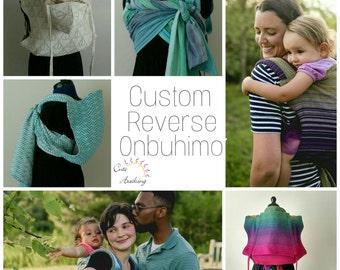 Custom Reverse Onbuhimo slot deposit