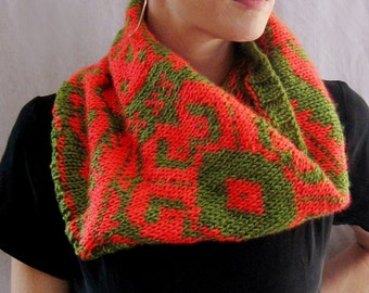 Neon and Neutral Cowl
