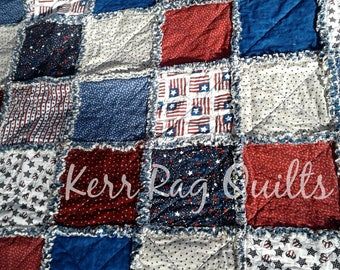 American Rag Quilt