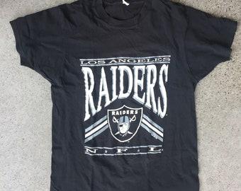 Vintage 1991 Los Angeles Raiders T-shirt