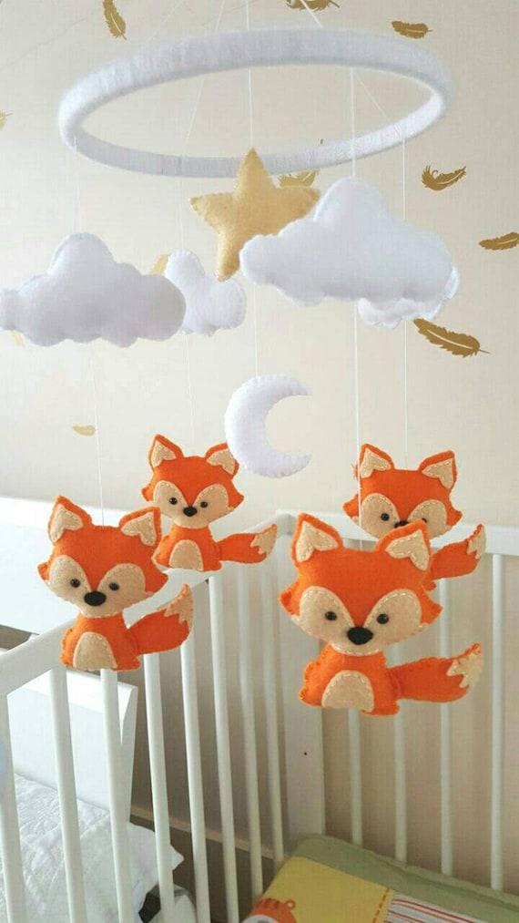 Fuchs mobile Baby mobile Fuchs Fuchs Kinderzimmer mobile