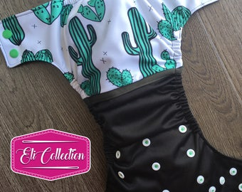 Pre-order cloth diaper - cloth diaper cactus