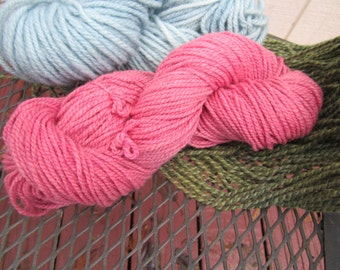 The Passion of Pink in Wool