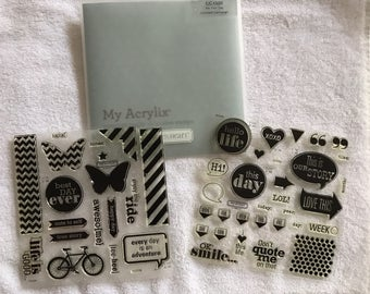 CTMH Its Your Day stamp set CC1020