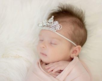 The Petite Princess Clip or Headband
