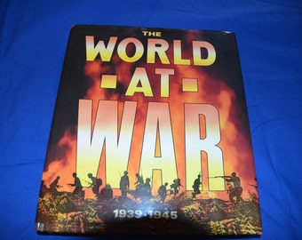 ON SALE  The World at War 1939-1945 by Dorset Press