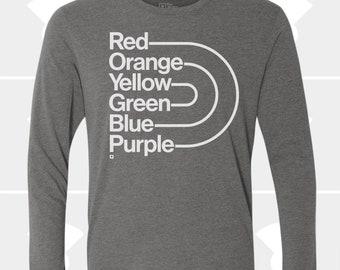 Rainbow Pride - Long Sleeve Shirt