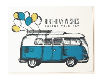 Birthday Card - Birthday Wishes