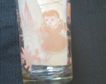 Swift's Dorothy Jelly Glass Plain bottom