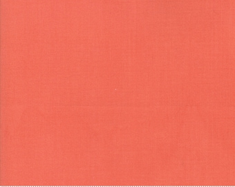 Mighty Machines Fabric #49028-18 by Lydia Nelson of Dreamy Quilts, Reddish, Solid Fabric, Solids, Burnt Orange, IN STOCK