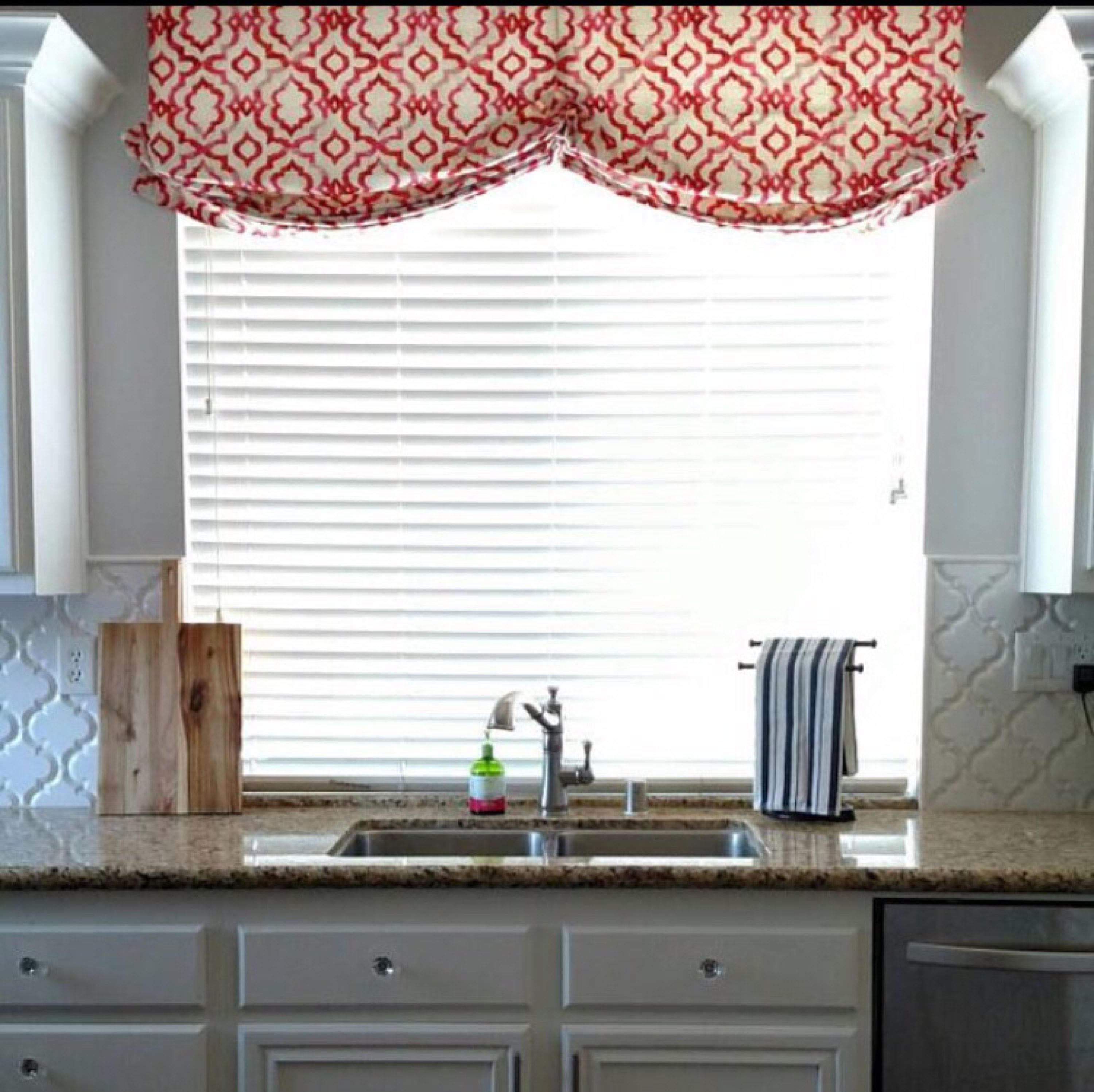 free shade blinds product on overstock whitewash roman arlo orders valance home garden over bamboo shipping