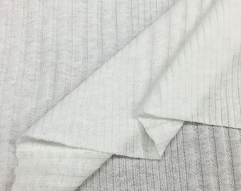 100% Combed Cotton Variegated Rib