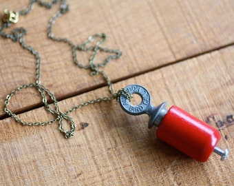 Audubon Bird Call Necklace