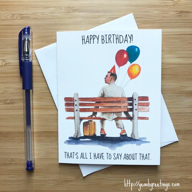 Funny tom hanks birthday card funny birthday card cute zoom bookmarktalkfo Choice Image