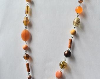 Summer Sunset Necklace