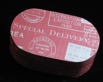 Special Delivery Trinket box