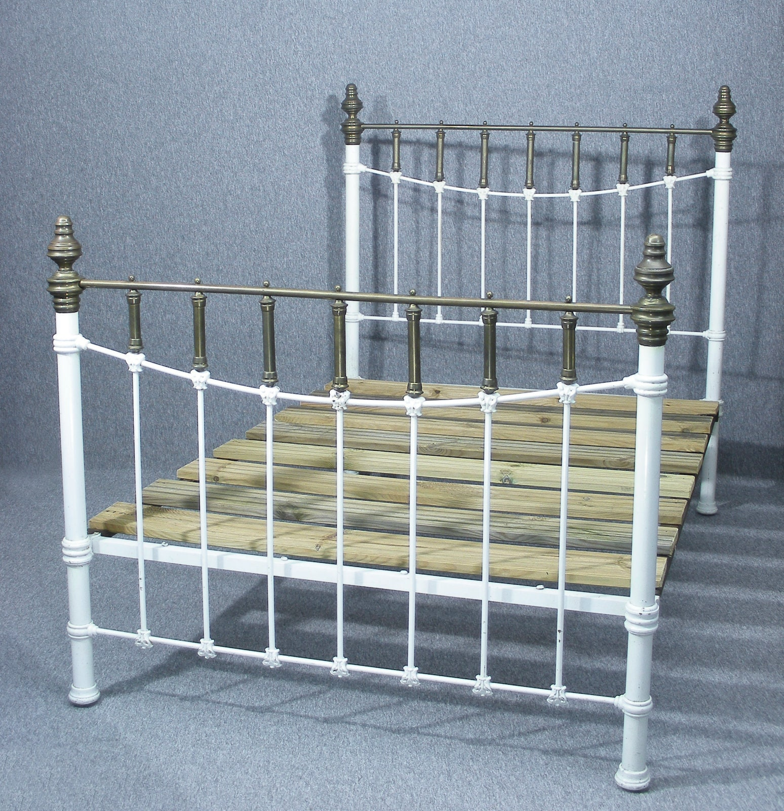 Antique Double Bed Victorian Double Bed Victorian Bed
