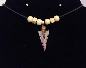Arrow Head Necklace