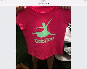 Custom made T Shirts