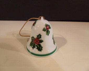 Lefton Christmas Bell, (# 439/15)