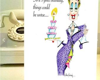 Women humor greeting cards funny women birthday funny women funny birthday card women humor cards birthday cards for women friendship cards m4hsunfo