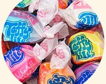 Sugar Free Taffy in 32 oz Mason Jar - 1 lb Diabetic Taffy Candy - Gluten Free, Kosher, Healthy