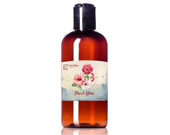 Floral Body Lotion