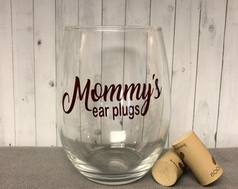 Mothers day gift, Mothers day wine glass, gifts for her, gifts for mom, Step mother gift, birthday gifts, funny wine glass, christmas gift,