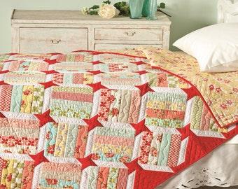 Emma's Star II quilt pattern PDF #429e