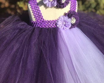 Flower girls dress/ occasion size 12/24 months