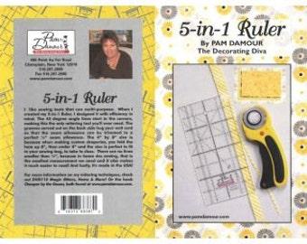 5-in-1 Ruler