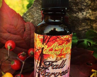 Fall Harvest Beard Oil