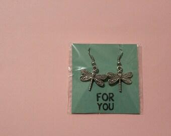Dragonfly Earrings
