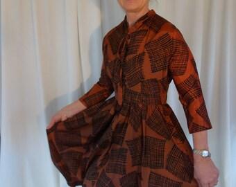 Lovely 1950s dress