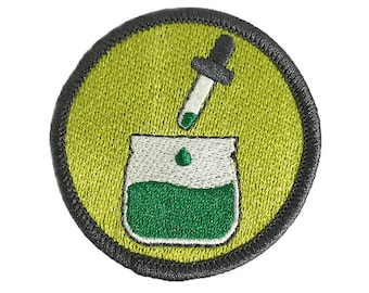 Dyeing Love Craftbadge craft merit badge