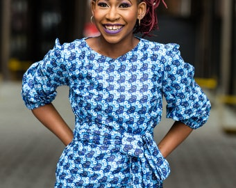 Ankara top, print top, african cloth, Ankara Dress, african print dress, top