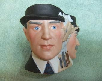 Vintage Avon Wright Bros Collectible Character Mug - Circa 1985