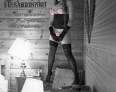 Xaina Motel Pinup, silver...