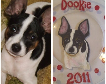 Personalized Pet Plates- made to order