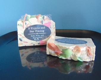 Hodge Podge Bastille Soap
