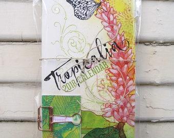 Tropicalia 2018 Calendar