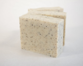 Grit n Grime | Citrus Essential Oil Blend | All Natural Soap | Essential Oil Soap | Fatty's Soap Co. | Cold Process Soap