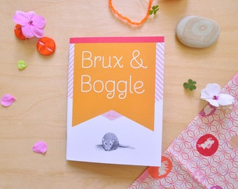 Brux & Boggle --- issue 2