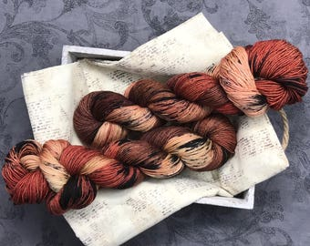 Timeless Ones - Hand Dyed Superwash Sock Yarn