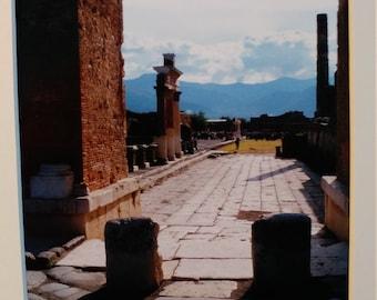 Photo: Pompeii