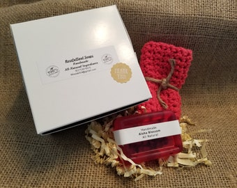 Aloha Blossom Gift Box.  For the floral lover!