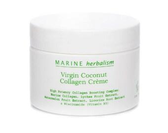 2 PACK - Virgin Coconut Collagen Crème